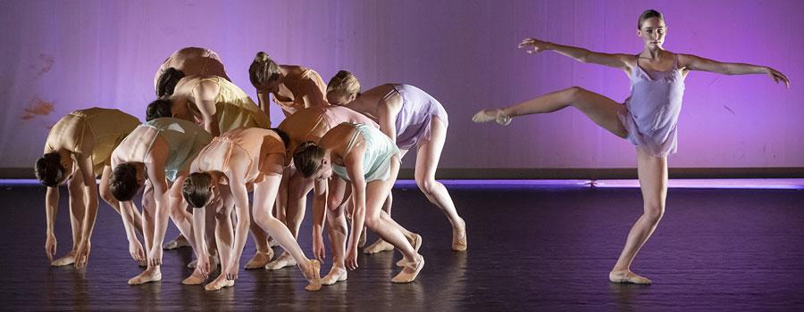 Ballettlehrerin